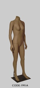 Female Mannequin 1 - Arm Pose A