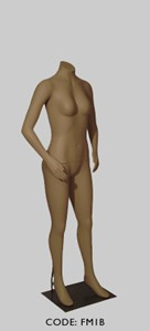 Female Mannequin 1 - Arm Pose B