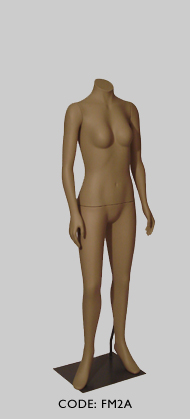 Female Mannequin 2 - Arm Pose A
