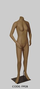 Female Mannequin 2 - Arm Pose B
