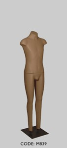 Small Male Merchandiser Mannequin